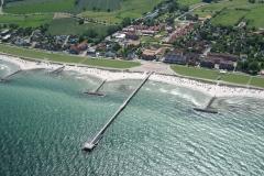 Seebrücke am Schönberger Strand